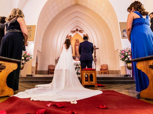 El matrimonio de Javier y Constanza en Las Condes, Santiago 12