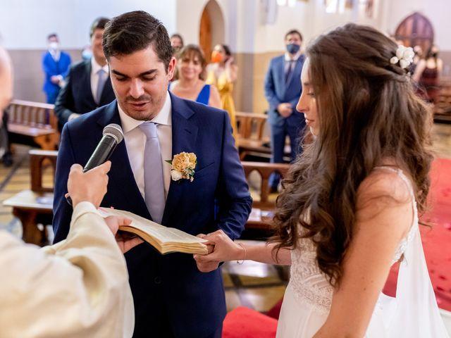 El matrimonio de Javier y Constanza en Las Condes, Santiago 15