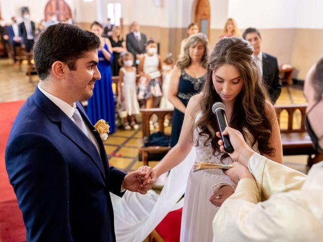 El matrimonio de Javier y Constanza en Las Condes, Santiago 16
