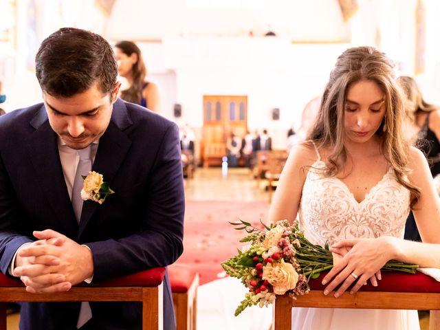 El matrimonio de Javier y Constanza en Las Condes, Santiago 1