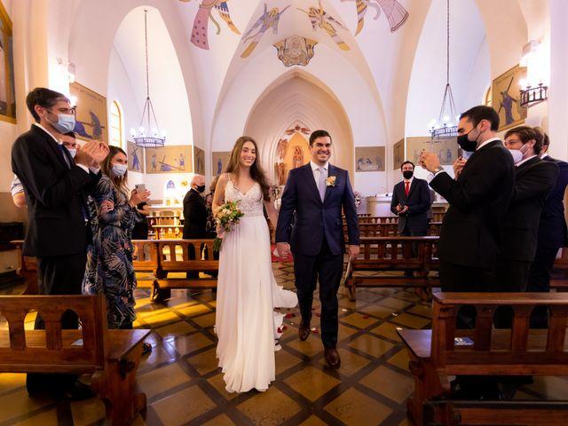 El matrimonio de Javier y Constanza en Las Condes, Santiago 19