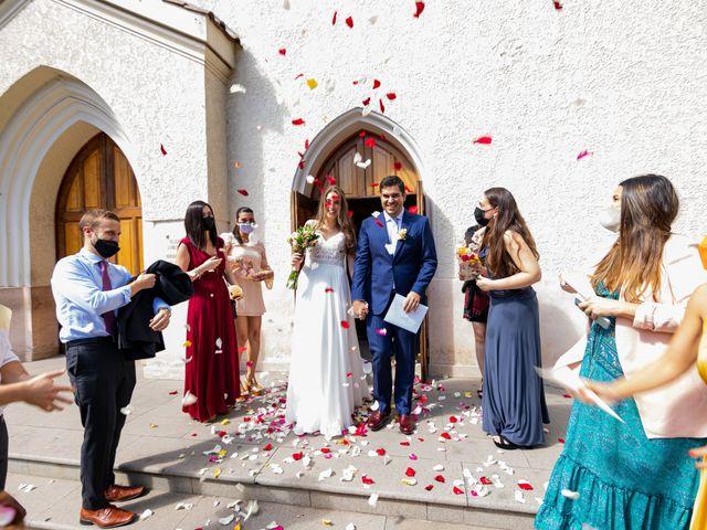 El matrimonio de Javier y Constanza en Las Condes, Santiago 20