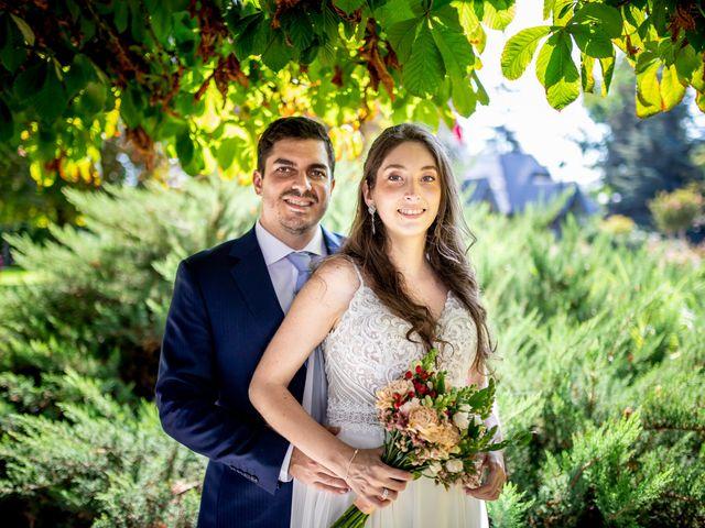 El matrimonio de Constanza y Javier