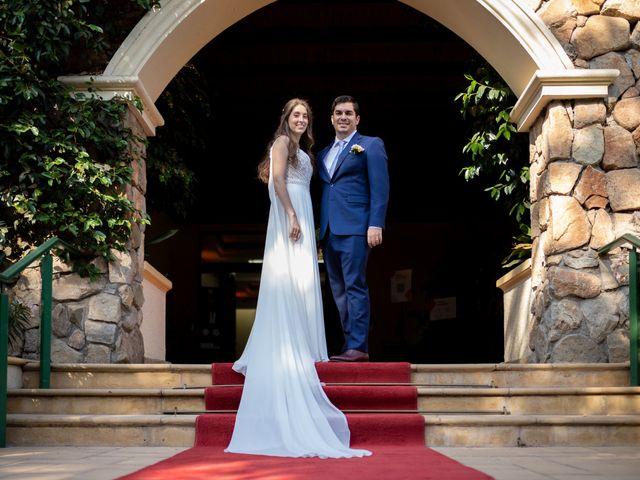 El matrimonio de Javier y Constanza en Las Condes, Santiago 25