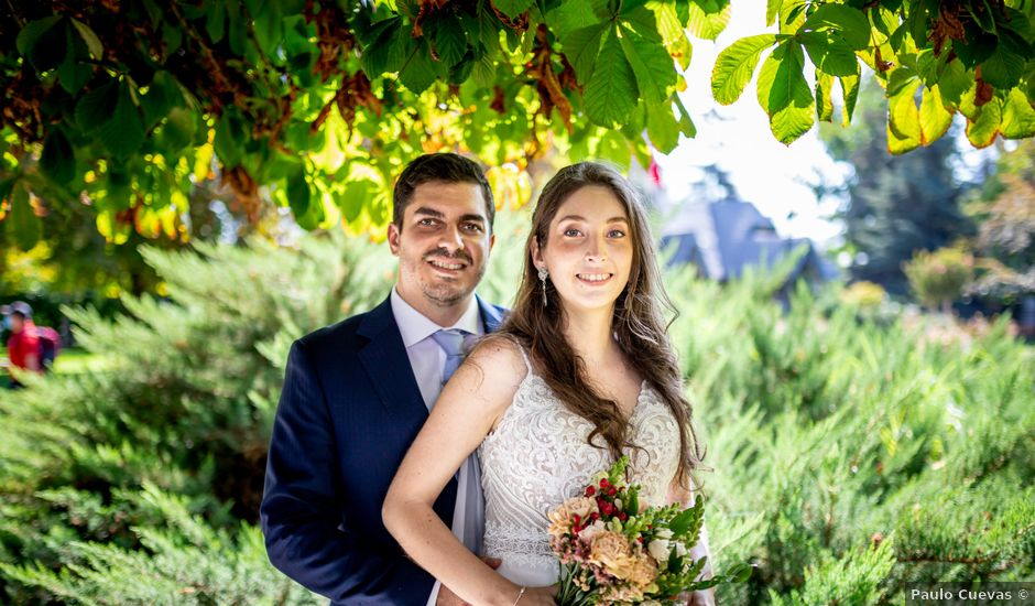 El matrimonio de Javier y Constanza en Las Condes, Santiago