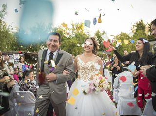 El matrimonio de Dennise y Andrés