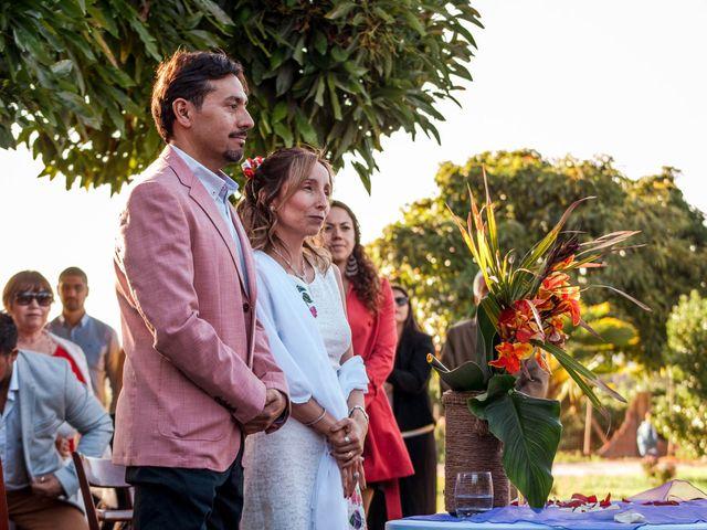 El matrimonio de Gabriela y Alex
