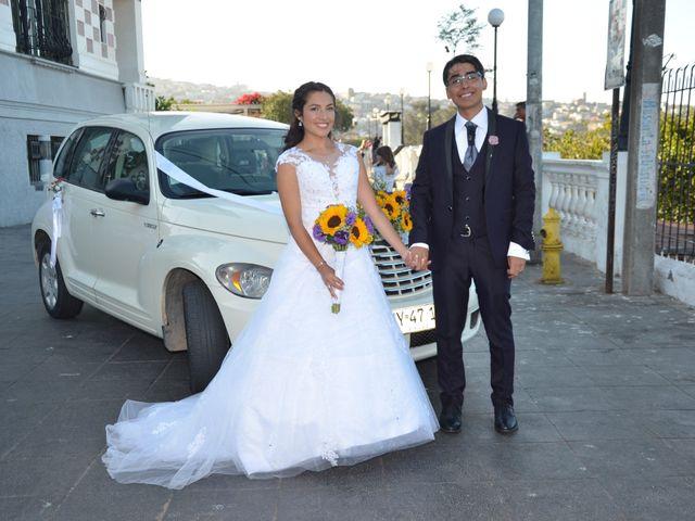 El matrimonio de Rebeca y Mauricio
