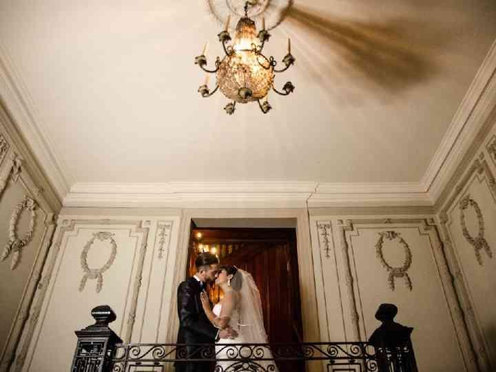 El matrimonio de Andrés  y Daniela