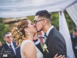 El matrimonio de Nicolás  y Vaitiare