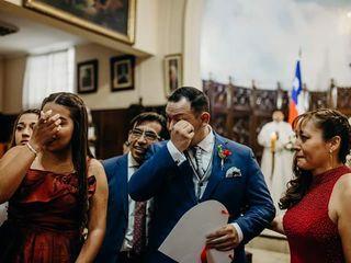 El matrimonio de Tatiana y Sergio 3