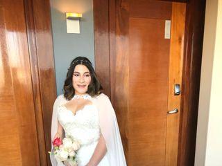 El matrimonio de Stephanie  y Felipe 1