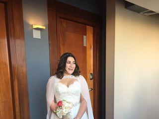 El matrimonio de Stephanie  y Felipe 3