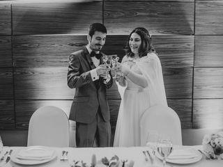 El matrimonio de Stephanie  y Felipe