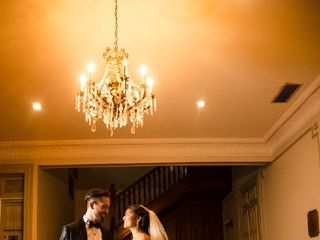 El matrimonio de Andrés  y Daniela  2