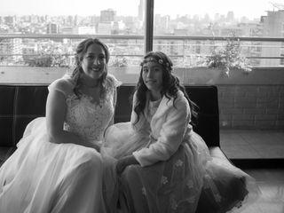 El matrimonio de Claudia y Marcelo 3