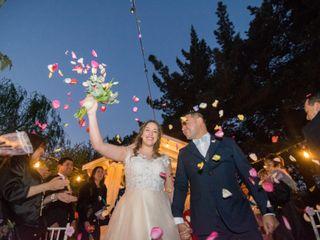 El matrimonio de Claudia y Marcelo