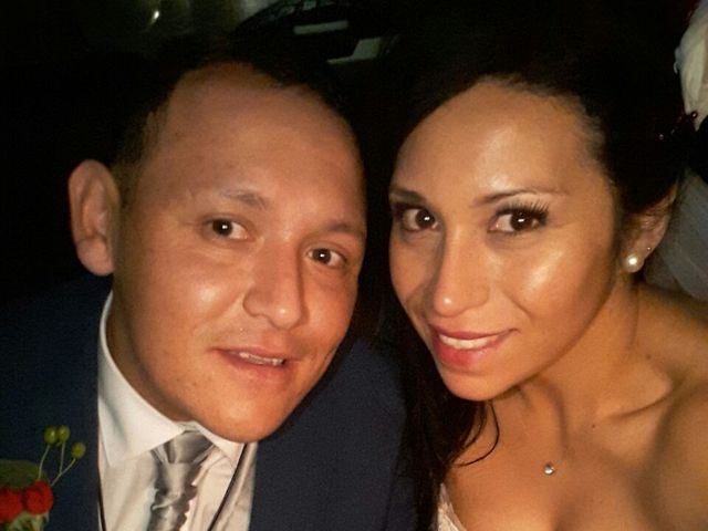 El matrimonio de Tatiana y Sergio