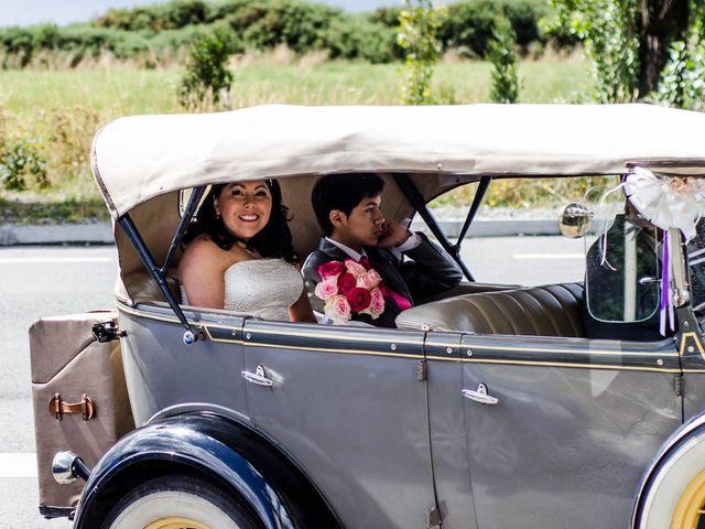 El matrimonio de José y Paola en Puerto Varas, Llanquihue 12