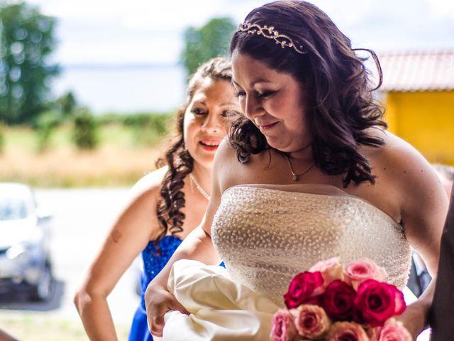 El matrimonio de José y Paola en Puerto Varas, Llanquihue 13