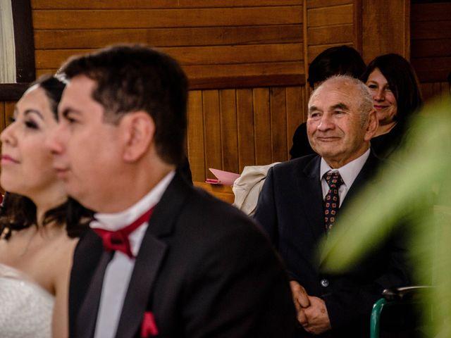 El matrimonio de José y Paola en Puerto Varas, Llanquihue 15