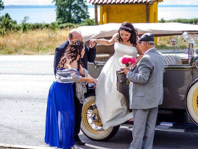 El matrimonio de José y Paola en Puerto Varas, Llanquihue 14