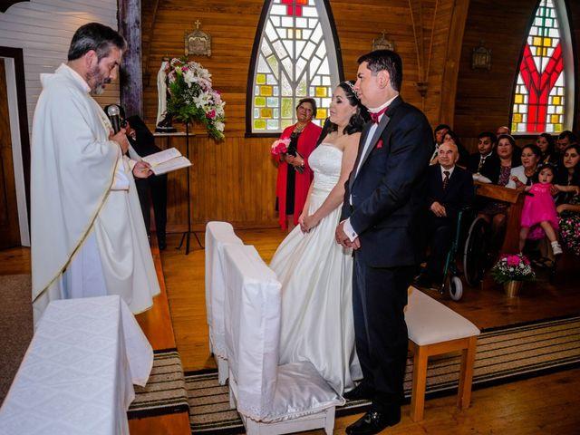 El matrimonio de José y Paola en Puerto Varas, Llanquihue 17
