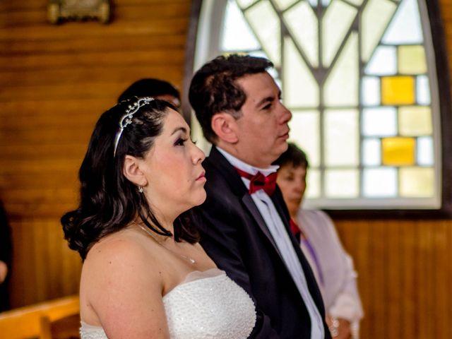El matrimonio de José y Paola en Puerto Varas, Llanquihue 23