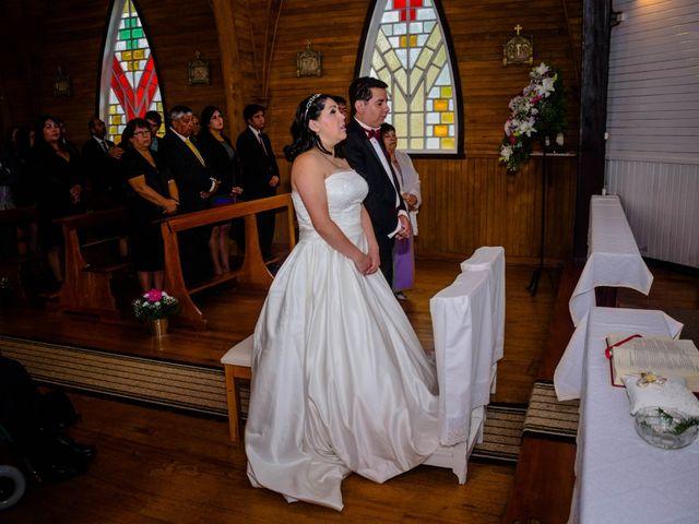 El matrimonio de José y Paola en Puerto Varas, Llanquihue 24