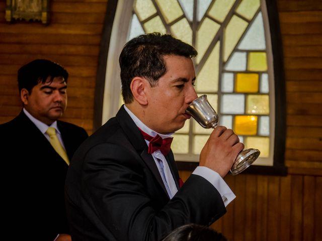 El matrimonio de José y Paola en Puerto Varas, Llanquihue 28