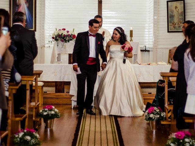 El matrimonio de José y Paola en Puerto Varas, Llanquihue 29