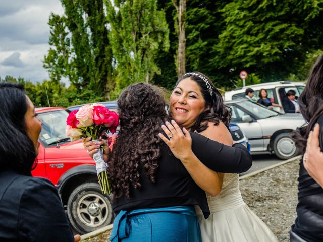 El matrimonio de José y Paola en Puerto Varas, Llanquihue 35