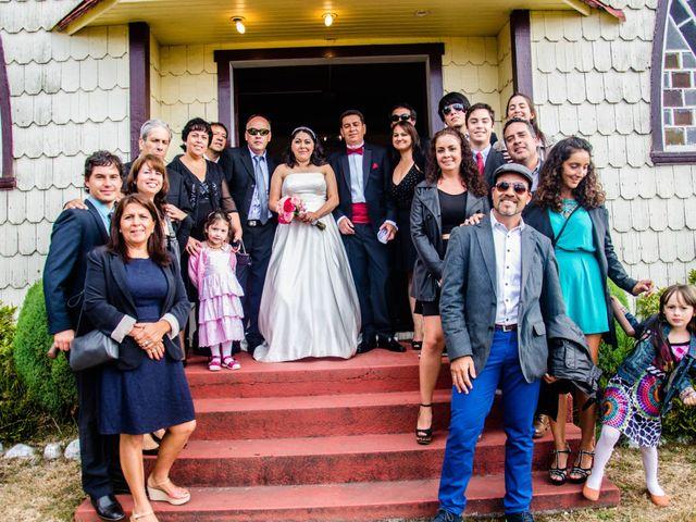 El matrimonio de José y Paola en Puerto Varas, Llanquihue 36