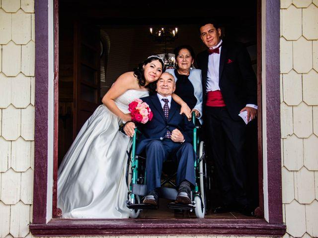 El matrimonio de José y Paola en Puerto Varas, Llanquihue 37