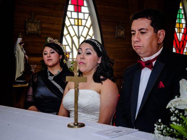 El matrimonio de José y Paola en Puerto Varas, Llanquihue 38