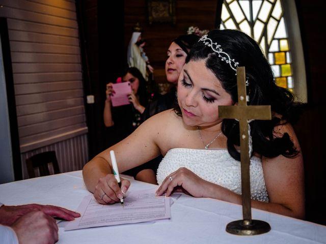 El matrimonio de José y Paola en Puerto Varas, Llanquihue 39