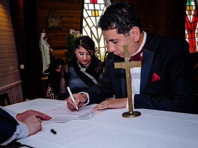 El matrimonio de José y Paola en Puerto Varas, Llanquihue 40