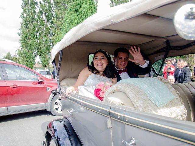 El matrimonio de José y Paola en Puerto Varas, Llanquihue 44