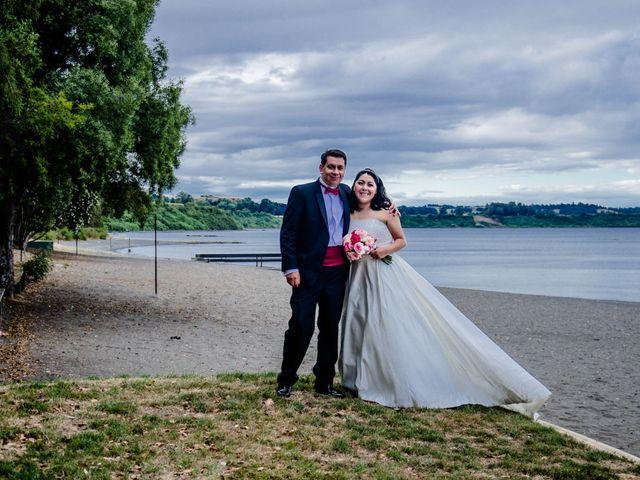 El matrimonio de José y Paola en Puerto Varas, Llanquihue 52