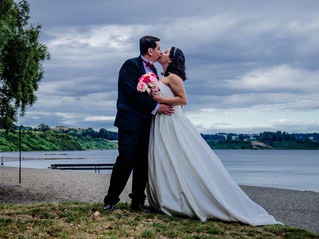 El matrimonio de José y Paola en Puerto Varas, Llanquihue 53