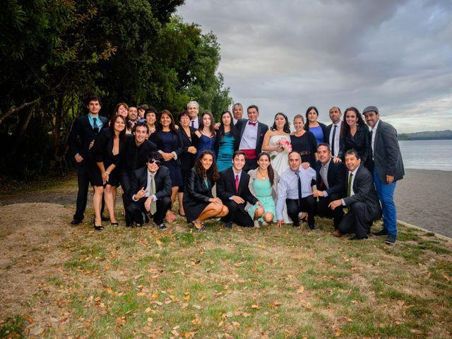 El matrimonio de José y Paola en Puerto Varas, Llanquihue 56