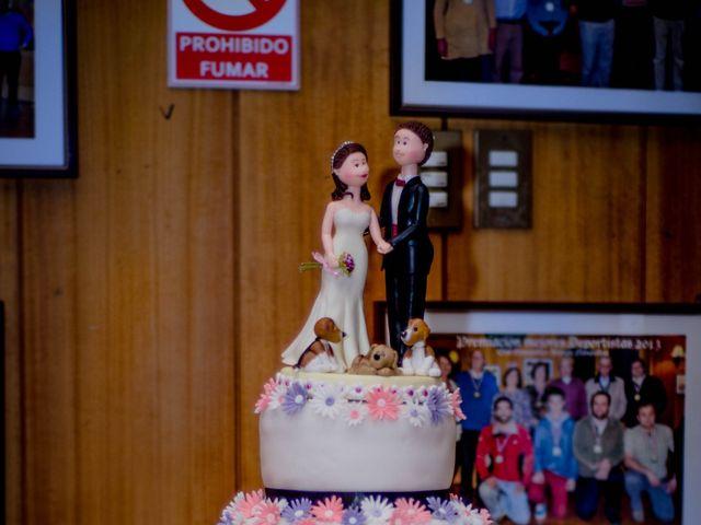 El matrimonio de José y Paola en Puerto Varas, Llanquihue 58