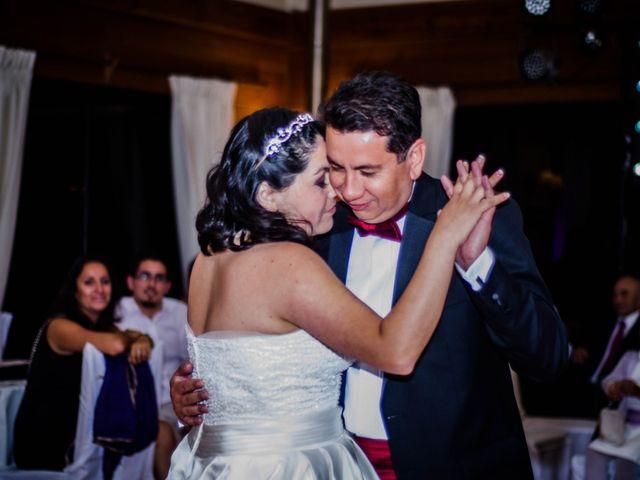 El matrimonio de José y Paola en Puerto Varas, Llanquihue 68