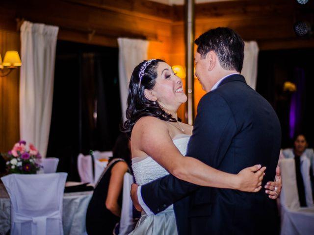 El matrimonio de José y Paola en Puerto Varas, Llanquihue 69