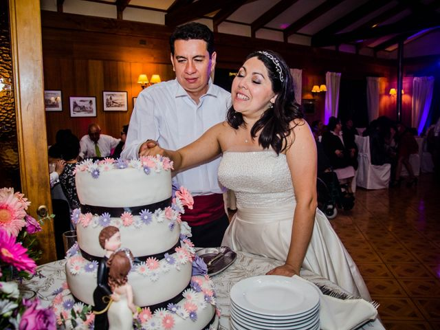 El matrimonio de José y Paola en Puerto Varas, Llanquihue 81