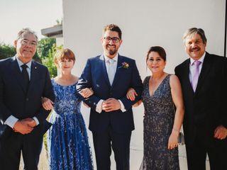 El matrimonio de Juan y Catalina 1