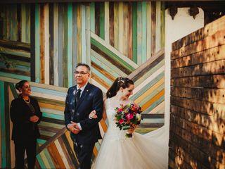 El matrimonio de Juan y Catalina 2