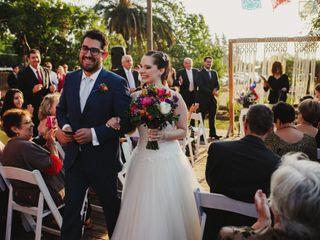 El matrimonio de Juan y Catalina 3