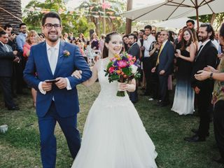 El matrimonio de Juan y Catalina