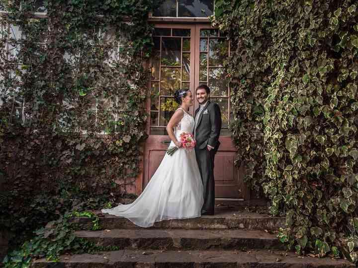El matrimonio de Javiera y jorge